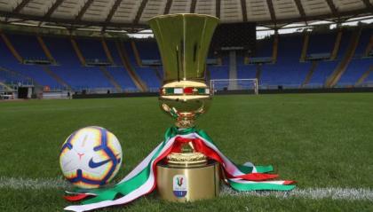 Coppa Italia anticipa, semifinali il 12 e 13 giugno