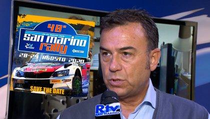 """Paolo Valli: """"Il San Marino Rally partirà dal Multieventi ed è prevista una prova in territorio sammarinese"""""""