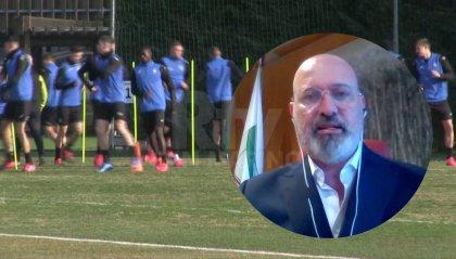 """Bonaccini e la ripresa del calcio: """"Il mio obiettivo è riportare la gente allo stadio"""""""