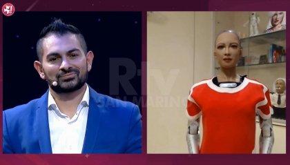 Web Marketing Festival: si chiude l'edizione online con il robot Sophia