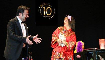 Dieci anni di magia con Magica Gilly