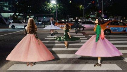 Il vestito da distanziamento sociale