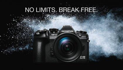 Addio alle macchine fotografiche Olympus