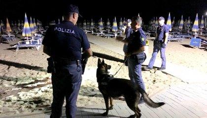 Rimini: 3 locali multati a Rimini. 190 le persone identificate dalla Polizia