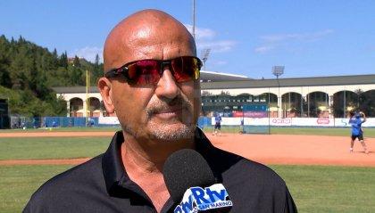 """San Marino Baseball, Mazzotti: """"Partiamo sempre per vincere"""""""
