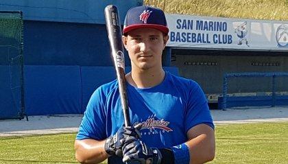 San Marino Baseball, arriva Giulio Monello