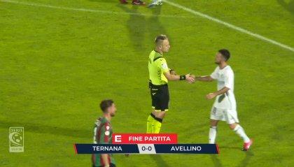 Alla Ternana basta lo 0-0, Avellino eliminato