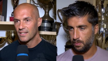 """Olivi e Bernacci: """"Squadra forte, possiamo vincere"""""""