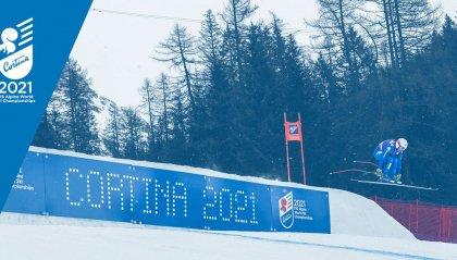 I Mondiali di Sci di Cortina restano nel 2021