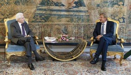Meeting di Rimini, il presidente Scholz ha incontrato Mattarella al Quirinale