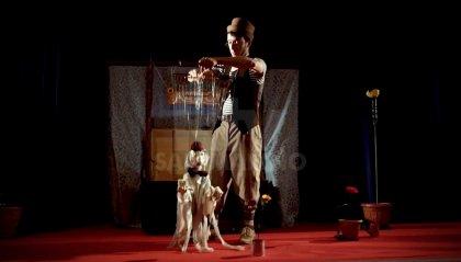 Pupazzi, marionette e burattini, per il poeta