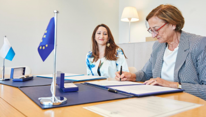 Affari esteri, firma del Protocollo addizionale della Convenzione del Consiglio d'Europa per la prevenzione del terrorismo