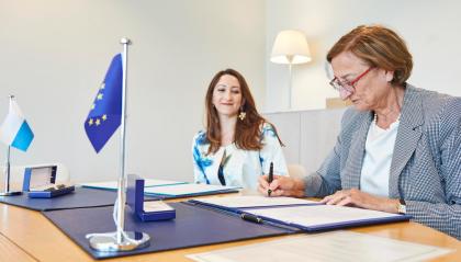San Marino firma il protocollo addizionale alla Convenzione del Consiglio d'Europa per la prevenzione del terrorismo
