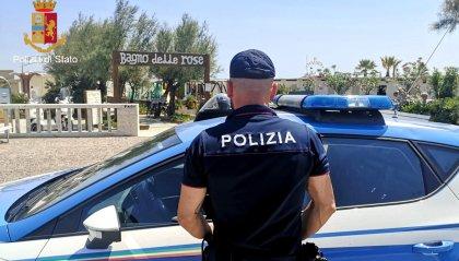 Furti in spiaggia a Rimini: rubata borsa ad una sammarinese. Arrestati due giovani