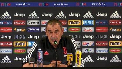"""Sarri: """"Il derby è una partita particolare"""""""