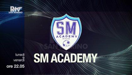 La stagione della San Marino Academy in onda lunedì e venerdì alle 22:05