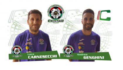 Calcio, altri nuovi arrivi in prima squadra sp Cailungo