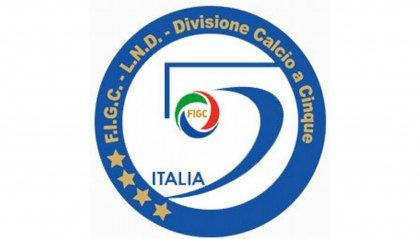 Futsal: commissariata la divisione calcio a 5 in Italia
