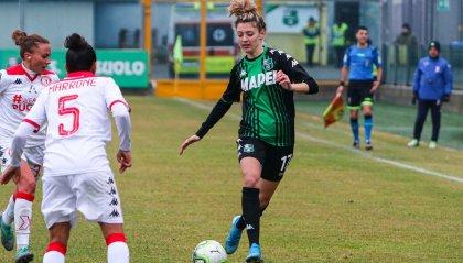 Femminile: Camilla Labate nuovo rinforzo della San Marino Academy