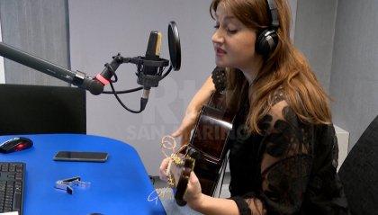 L'arte per sostenere l'arte: Chiara Raggi a Radio San Marino per lanciare l'iniziativa degli artisti riminesi