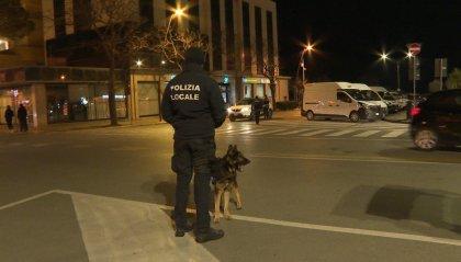 Riviera, controlli antidegrado. 12 ordinanze anti prostituzione e 11 verbali per pallinari ed abusivi