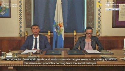 """Vertice OIL su Covid e lavoro, la Reggenza: """"Azione comune degli Stati per rafforzare strumenti di tutela sociale"""""""