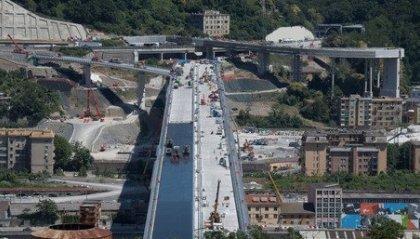Il ponte Morandi ritorna ad Autostrade