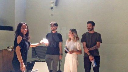 Al Monastero Santa Chiara la premiazione degli studenti di Design dell'Università di San Marino