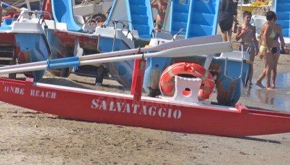 """Rimini, la Capitaneria di porto conferma: """"fondale irregolare"""". Scatta il divieto di balneazione dopo la morte di un bagnante"""