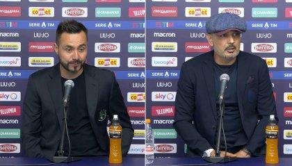 """Furia Mihajlovic: """"I miei giocatori non sono 11 killer"""""""