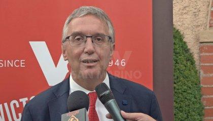"""Basket, Luca Ceriscioli: """"VL Pesaro e Carpegna Prosciutto, un bel matrimonio che ci auguriamo porti a risultati vincenti per entrambi"""""""
