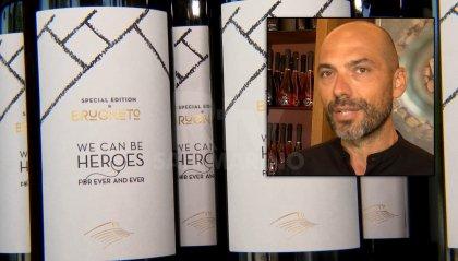 Un vino dedicato a medici e infermieri alla fine dell'emergenza Covid. La Cantina San Marino regala delle bottiglie di Brugneto all'Iss