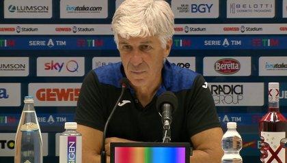 """Gasperini: """"Ci servono 6 punti, il match contro la Juve un test in vista della Champions"""""""