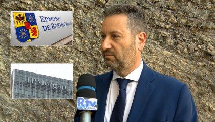"""Marco Gatti su prestito da 500 milioni: """"Gli advisor sono J.P.Morgan e Rothschild"""""""