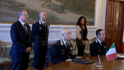 Firmata una intesa tra Arma dei Carabinieri e Corpo della Gendameria
