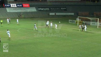 """Biasci e """"aiutino"""", Carpi ai quarti: 2-2 con l'Alessandria"""