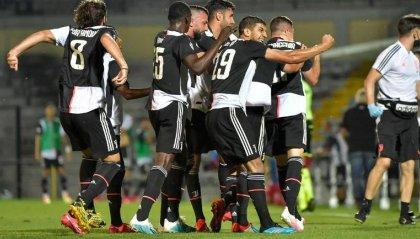 Zanimacchia-Frabotta: la Juventus U23 elimina il Padova