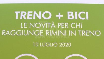 A Rimini accordo del Comune con Trenitalia per promuovere gli spostamenti sostenibili