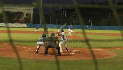 Baseball, per San Marino un sabato col doppio impegno a Macerata