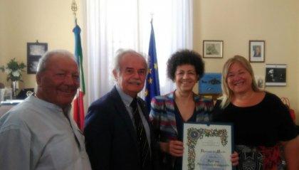 Il Prefetto ha ricevuto i vertici della Sezione provinciale dell'Unione Nazionale Cavalieri d'Italia