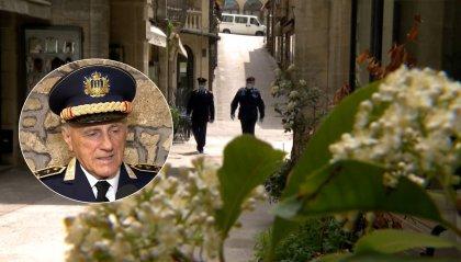 """Comandante Lonfernini: """"E' scattata durante la pandemia una molla di abnegazione, disponibilità e impegno"""""""