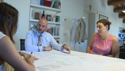 Interventi strutturali in Città: parcheggi, edifici multifunzionali e una nuova terrazza sul Montefeltro