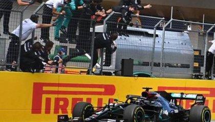 Formula 1: doppietta Mercedes nel GP Stiria