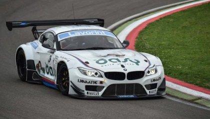 Coppa Italia GT, Stefano Valli secondo anche in Gara 2