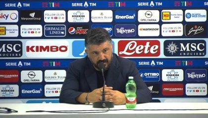 """Gattuso: """"Quel rigore non mi va giù, non si può giocare senza usare le mani"""""""