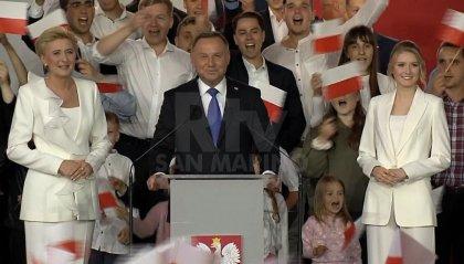 Presidenziali Polonia: Duda vince di un soffio sull'europeista Trzaskowski