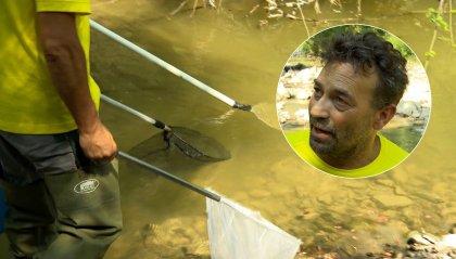 Torrenti sammarinesi, il programma di ripopolamento ittico comincia a dare i suoi frutti