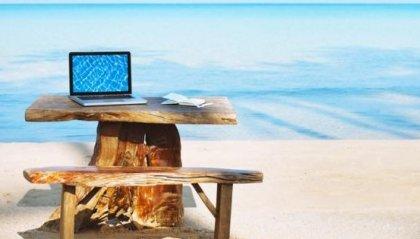 "E che ""smart working"" sia ... ma dai caraibi"