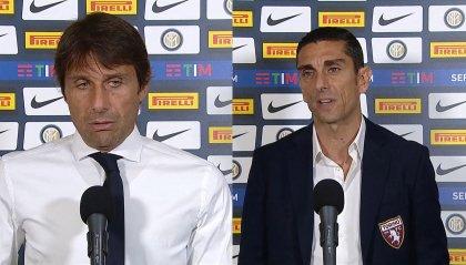"""Conte: """"Non ho mai sentito la sfiducia da parte del club"""""""