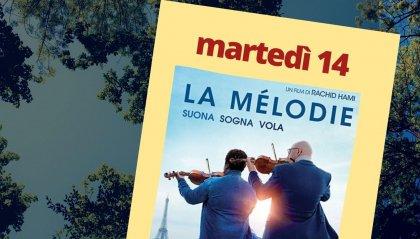 """La Mélodie"" questa sera al Parco Laiala di Serravalle"
